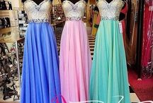 Proom dresses