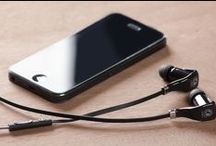 chEARies Bluetooth headphones running - with iPhone