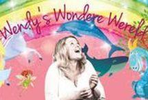 wendy's wondere wereld / Wendy's Wondere Wereld is een online challenge van 7 tot en met 28 september 2016. Klik hier om je op te geven: http://www.wendytacoma.nl/www/ In Wendy's Wondere Wereld, neem ik je in 22 dagen mee naar de wereld van de magische wezens.  Ik vertel je over deze prachtige energieën. Je ontvangt meditaties en visualisaties om contact te maken met deze wezens. Je ontvangt de meest liefdevolle heling. Liefs, Wendy