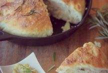 Recipes- Breads and Crackers / Whole Food, Plant based, vegan, low fat