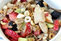 Recipes- Breakfast / Vegan breakfast foods, low fat
