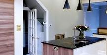 Design & Conker Projects / Kitchens, Bathrooms, Living Rooms, Interiors
