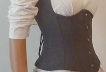 Ropa (CLOTHES) / Tutoriales, patrones y paso a paso para confeccionar diversas prendas / by Emma Serna