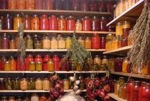 Canning preserving and keeping food / Keeping  good food   / by Wilda Alford