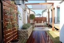 Exterior,Garden (Work of SOUSHIEN) / We do design and construction.