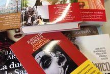 Recomienda un libro : el que estás leyendo ahora, tu favorito, novedades, clásicos.... / Tablero colaborativo