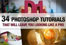 Photoshop CS6 & Illustrator / Tutorials