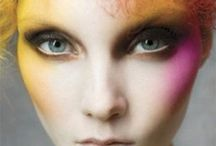Inspiration / Creative ideas for make up, fashion and styling