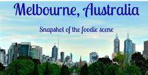 Australia and Aussie food / Australian landmarks and a focus on the Australia food scene.