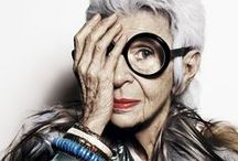 Style Icons / Some of the women whose style and philosophy inspire us.