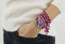 Lola Rose Watches / Introducing our watch collection. Lola Rose watches feature high resolution printed or real semi-precious gemstone faces, classic leather or metal bracelet straps and Lola Rose design details in bold colours or elegant neutral tones.
