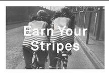 Earn Your Stripes / Stripes, stripes and stripes