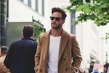 Men outfits + tips / Bohemka fashion