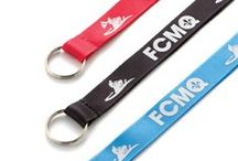 Lanyards / We offer a wide selection of top-quality lanyards to display your brand, with a wide variety of options and features.