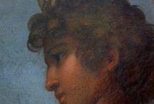 ITALY 17th-c. - Details / Voyage intérieur ; détails ... +++ MORE PICTURES OF DETAILS : https://www.flickr.com/photos/144232185@N03/collections