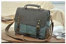 canvas bag / canvas tote, canvas backpack, canvas messenger