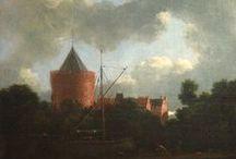 BERCHEM Nicolaes - Détails / Voyage intérieur ; détails ...  +++ MORE DETAILS OF ARTWORKS : https://www.flickr.com/photos/144232185@N03/collections
