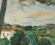 CEZANNE,1875-76 - Détails / +++ MORE PICTURES OF DETAILS : https://www.flickr.com/photos/144232185@N03/collections
