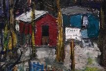 UTRILLO Maurice - Détails / +++ MORE PICTURES OF DETAILS : https://www.flickr.com/photos/144232185@N03/collections