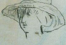 MILLET Jean-François - Détails / +++ MORE DETAILS OF ARTWORKS : https://www.flickr.com/photos/144232185@N03/collections