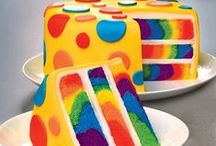Cakes for children / by Vivien Zachary