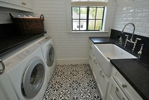 Laundry Room {Bliss} / by Adore Your Place