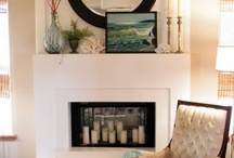 Fireplace & Mantel {Bliss} / by Adore Your Place