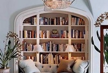 Bookcase {Bliss} / by Adore Your Place