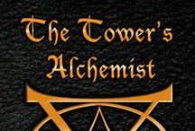 The Tower's Alchemist / Wizard vs. Nazi Warlock Vampires--It's a very different World War II.