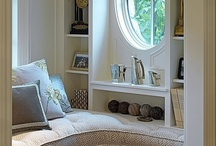 Window Seat {Bliss} / by Adore Your Place