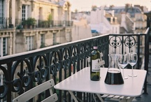 Balcony {Bliss} / by Adore Your Place