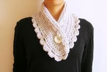 ╭☆ neckwarmer, cowl, gola, scaldacollo / neckwarmers all around the world patterns and idea