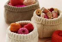 ╭☆ knit, Crochet home and everyday Life