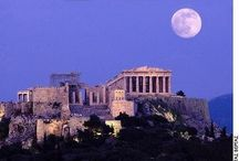 """Greece and her Islands close to my heart / Most Places I've travelled to / by Agapi  """"Αγάπη"""""""