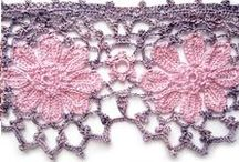 ╭☆ crochet edging and trim
