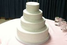 Wedding Cakes / Some of our beautiful wedding cakes we offer to our customers. / by McArthur's Bakery