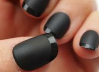 """PRETTY NAILS / """"As long i got polish on my nails, everything will be okay"""" - Zoë March"""