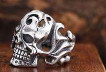 Stainless steel rings. / Stainless steel rings. Δειτε ολα μας τα κοσμηματα στην σελιδα μας και καντε like για να βλεπετε της ενημερωσεις μας..!