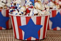 {Holiday} Memorial Day & 4th of July / Celebrate Independence Day with these patriotic recipes, party favors, and more! / by Written Reality
