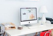 Work / Home Offices That Inspire Creativity