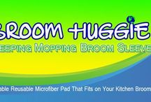 Around the House...... / All The wonderful things you can do around your house. Please support me at @broomhuggie.com ://www.cbs8.com/story/28550257/earth-day-2015-san-diego-moms-invention-transforms-house-cleaning-into-environment-saving