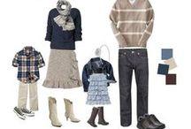 Cum ne imbracam la sedinta foto / Sugestii de culori, texturi, asocieri de haine - Idei pentru sedinta ta foto de familie!
