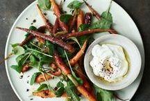 salads & veges