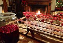 Holidays at Farmhouse 1820 / Fun Holiday Ideas