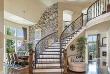 entrances, hallways & staircases