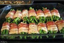 Veggie bakes/dishes