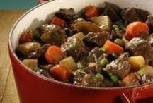 Casserole/Stew dishes