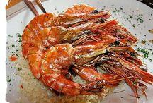 Seafood/shellfish