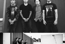 The Poisoned Youth / My life saviours: Fall Out Boy ♡