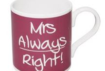 Mugs / Don't be a MUG - Buy a Mug!